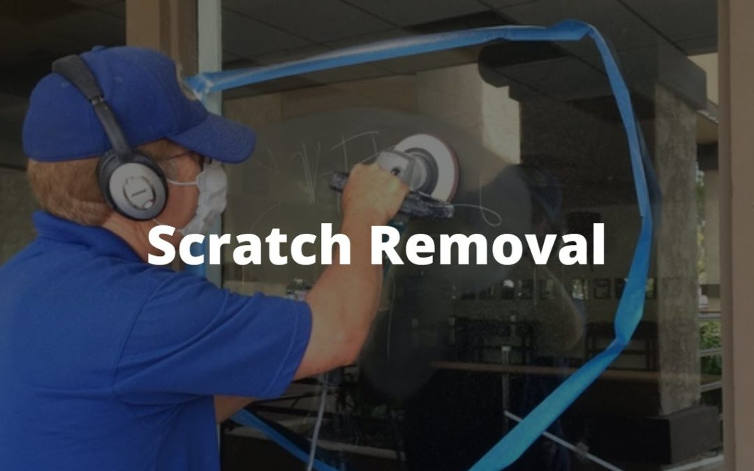 Windows & Glass Scratch Removal